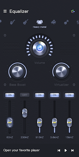 Equalizer & Bass Boost screenshot 1