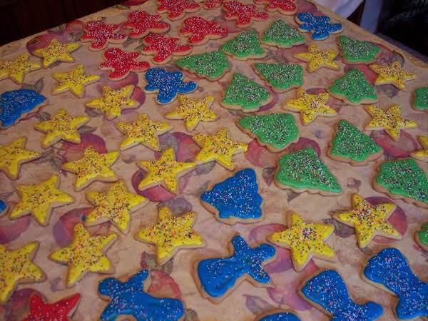 Eva's Good White Cookies For Animals Recipe