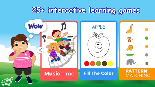 Preschool Learning Games for Kids & Toddlers screenshots 9