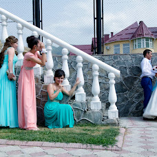 Wedding photographer Elnar Ernisov (EE18). Photo of 25.08.2015
