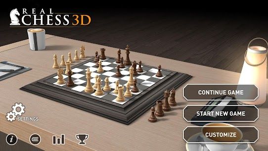 Real Chess 3D 1.0 b2 Patched Apk (Paid) 3