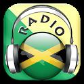 Jamaica Radio Station App icon