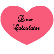 LOVE CALCULATOR (test your true love)