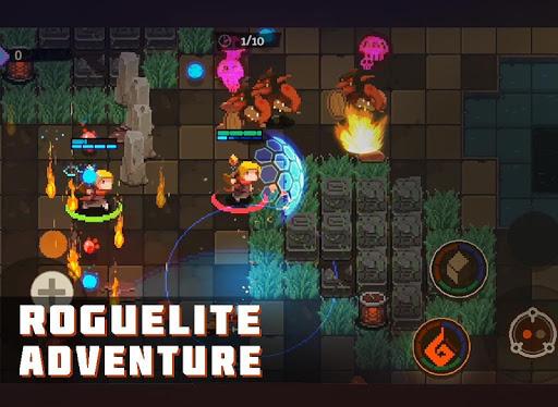 Elemental Dungeon apkpoly screenshots 13