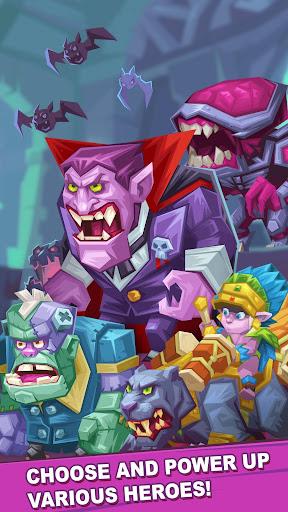Monster Castle - Battle is On! screenshot 7