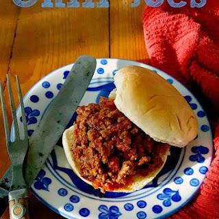 Chili Joes #SundaySupper