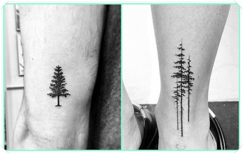 Small Tattoo Design for Women - náhled