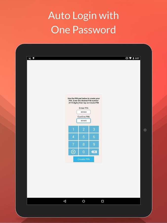 Fast Connect: Password Manager- screenshot