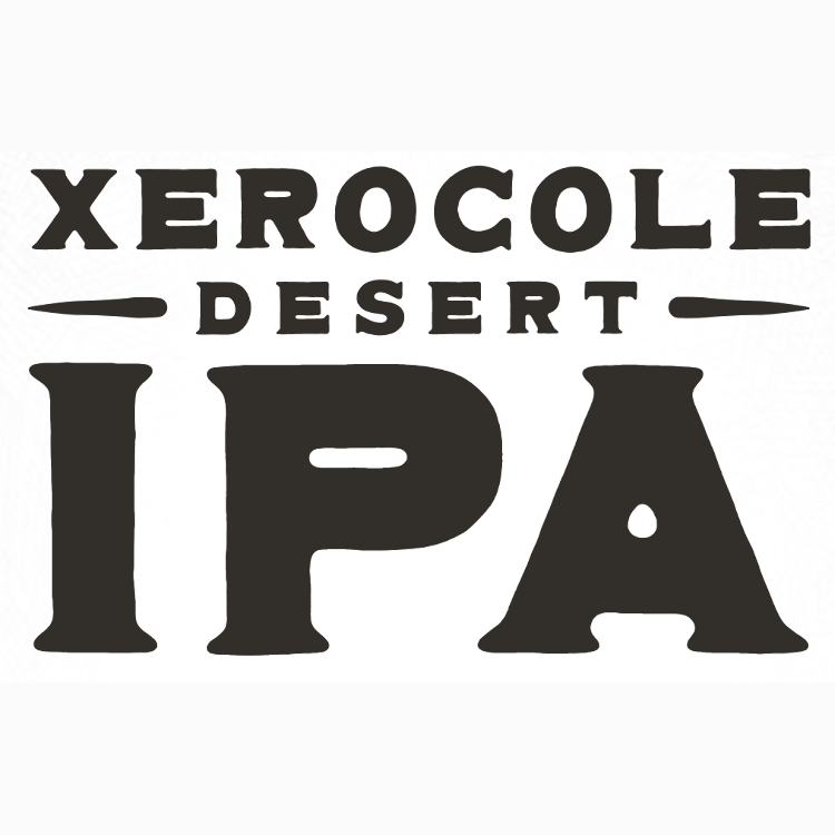 Logo of Four Peaks Xerocole Desert IPA