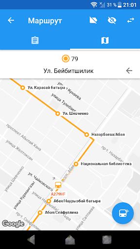 CityBus Almaty 1.2.2 screenshots 4