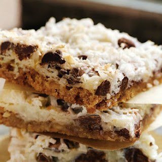 Congo Bars | 7 Layer Bars