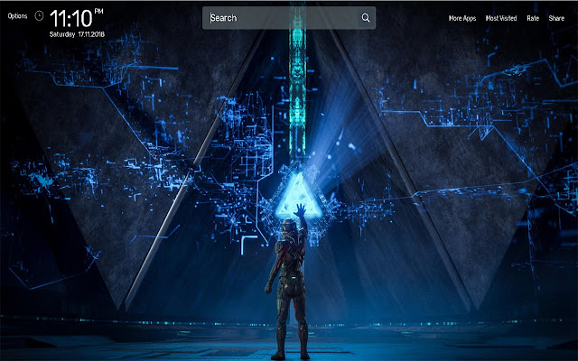 Mass Effect Andromeda Wallpapers Theme