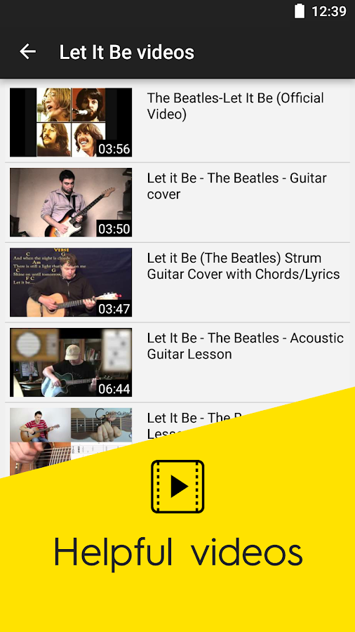 Guitar ukulele chords ultimate guitar : Ultimate Guitar Tabs & Chords - Android Apps on Google Play