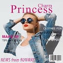 Magazine Cover: Photo Frames APK