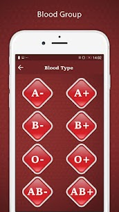 Blood Group Information 1