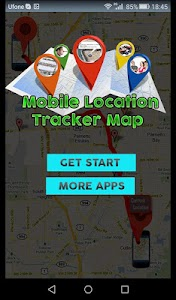 Mobile Location Tracker Map screenshot 8