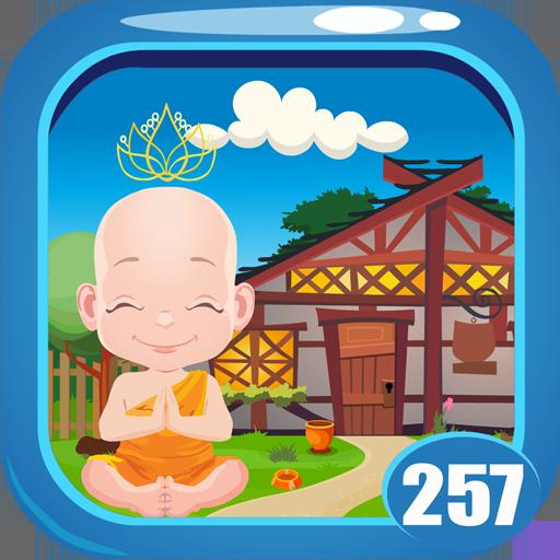 Cute Baby Buddha Rescue Game Kavi - 257