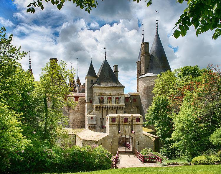Chateau de la Rochepot