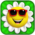 Fruit, Vegetables, Flowers - All Nature for Kids icon