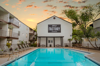 Go to Soap Factory Apartments website
