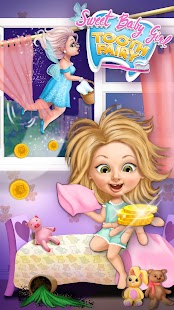 Sweet Baby Girl Tooth Fairy - náhled