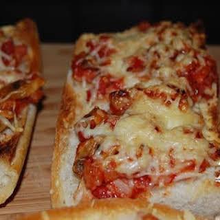 Pizza Baguettes.