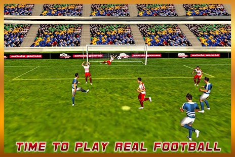 Real Football 2016: free style screenshot