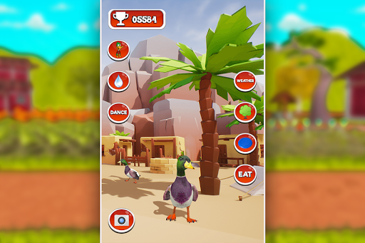 Talking Duck  screenshots 9