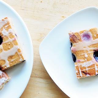 Forest Fruit Cake Bar Recipe