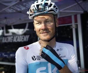 """Sky-renner maakt zich weinig zorgen: """"Brailsford heeft een jaar om een sponsor te vinden"""""""