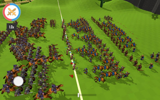 Medieval Battle Simulator: Sandbox Strategy Game 1.5 screenshots 3