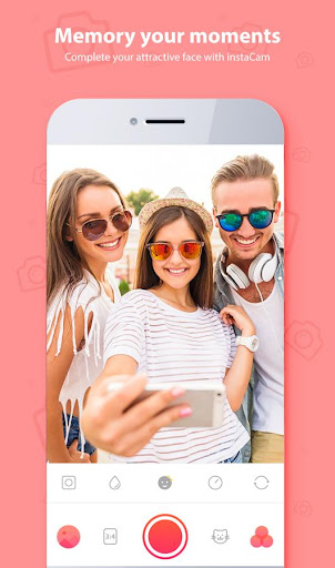 Selfie Camera Beauty - Filter & Photo Editor ❤ 2.5.16 screenshots 4