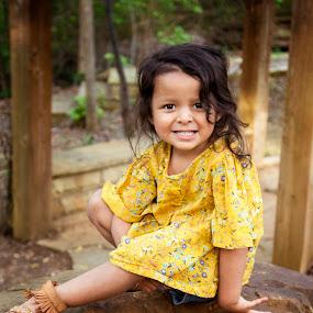 Shes Tarzan by Stephanie Halley - Babies & Children Children Candids