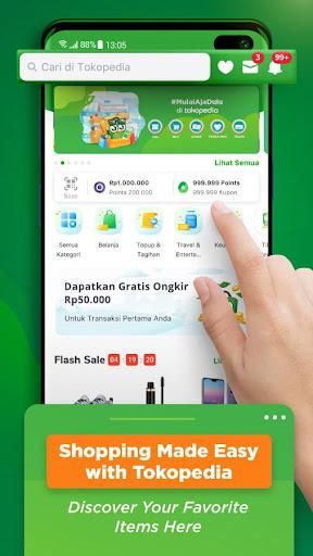 Tokopedia -  Jual Beli Online 3.36 screenshots 2