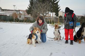 Photo: Cori a Tobík s modrými kšandami :-)