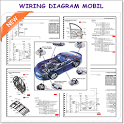 Wiring Diagram Mobil icon