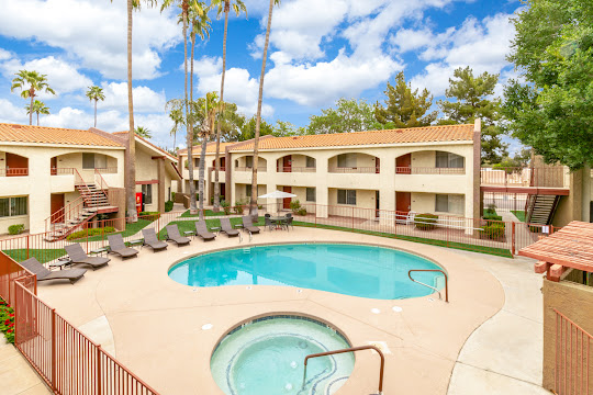 Sierra Grande Apartments & Suites in Phoenix, Arizona
