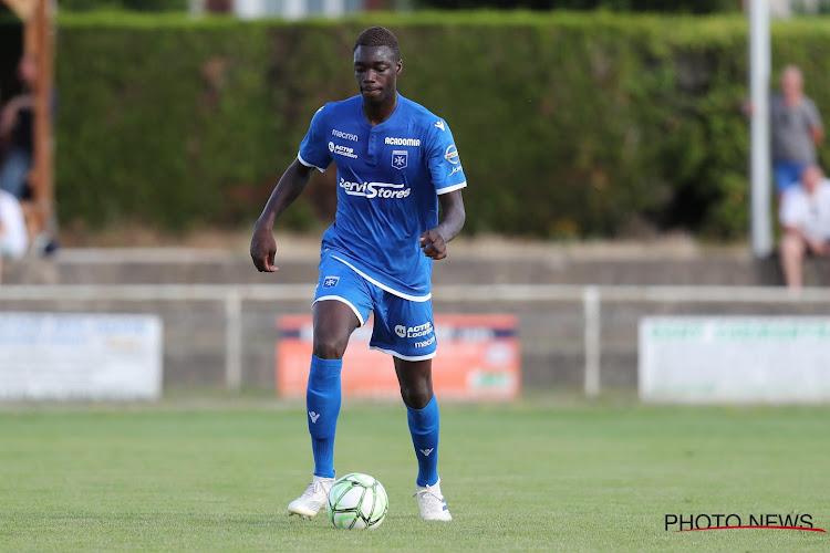 Le Cercle de Bruges double deux clubs de Ligue 1 pour un défenseur central