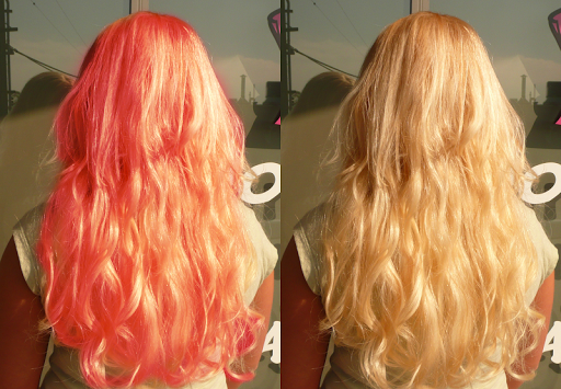 Changing Hair Color Photo tips