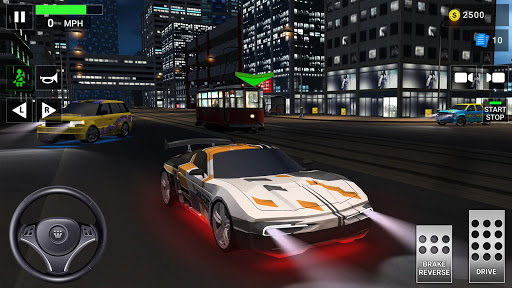 Driving Academy 2: Car Games & Driving School 2020 modavailable screenshots 23