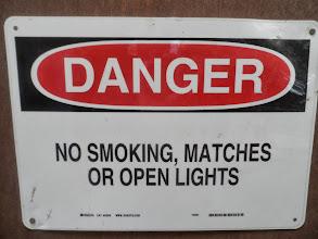 Photo: Attention junior pyromaniacs!