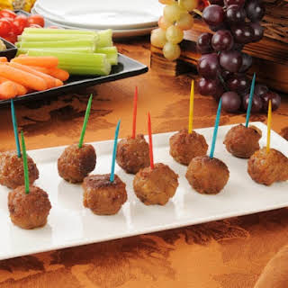 Swedish Meat Balls Party-Style.