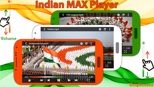 Indian MAX Player 2018 1.1 screenshots 1