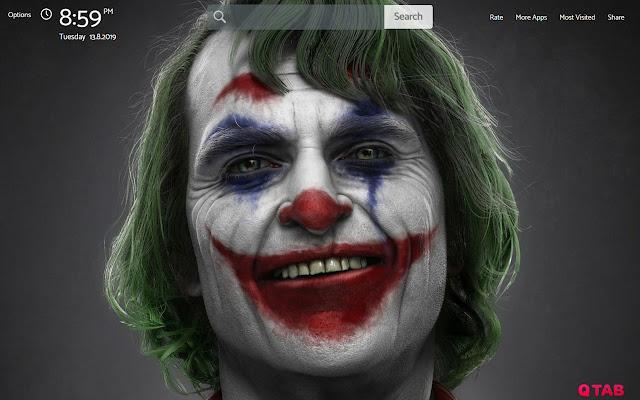 Joker The Movie Wallpapers Hd Theme Chrome Web Store