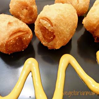 Mini Corndogs – #glutenfree #vegan