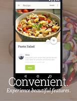 Screenshot of Allthecooks Recipes