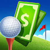 Idle Golf Tycoon Icon