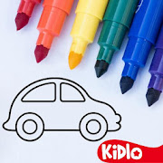 Coloring Games for Kids – Drawing & Color Book [Mega Mod] APK Free Download