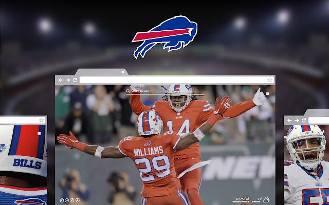 NFL Buffalo Bills New Tab
