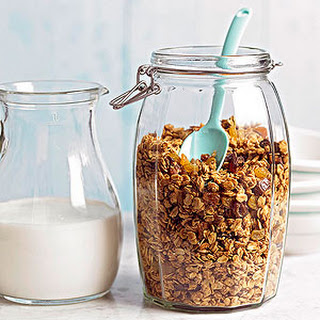 Slow Toasted Granola